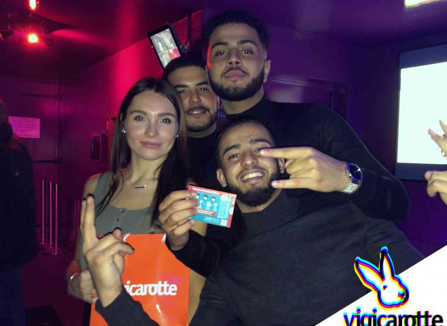 soirée vigicarotte Le Nyx Club