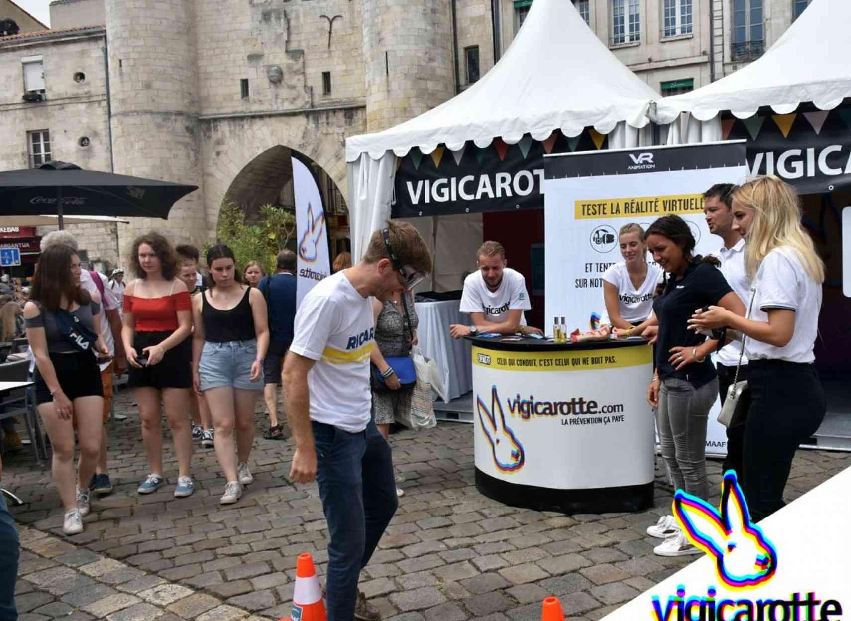 photo Francofolies vigicarotte