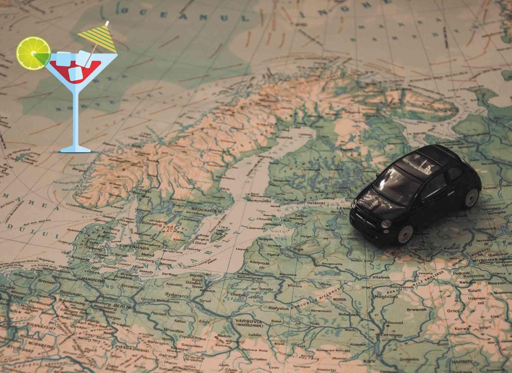 La réglementation varie d'un pays à l'autre, découvrez les taux autorisés