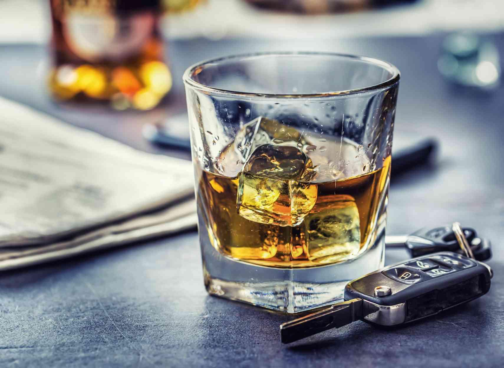Les risques de conduire sous l'emprise de l'alcool