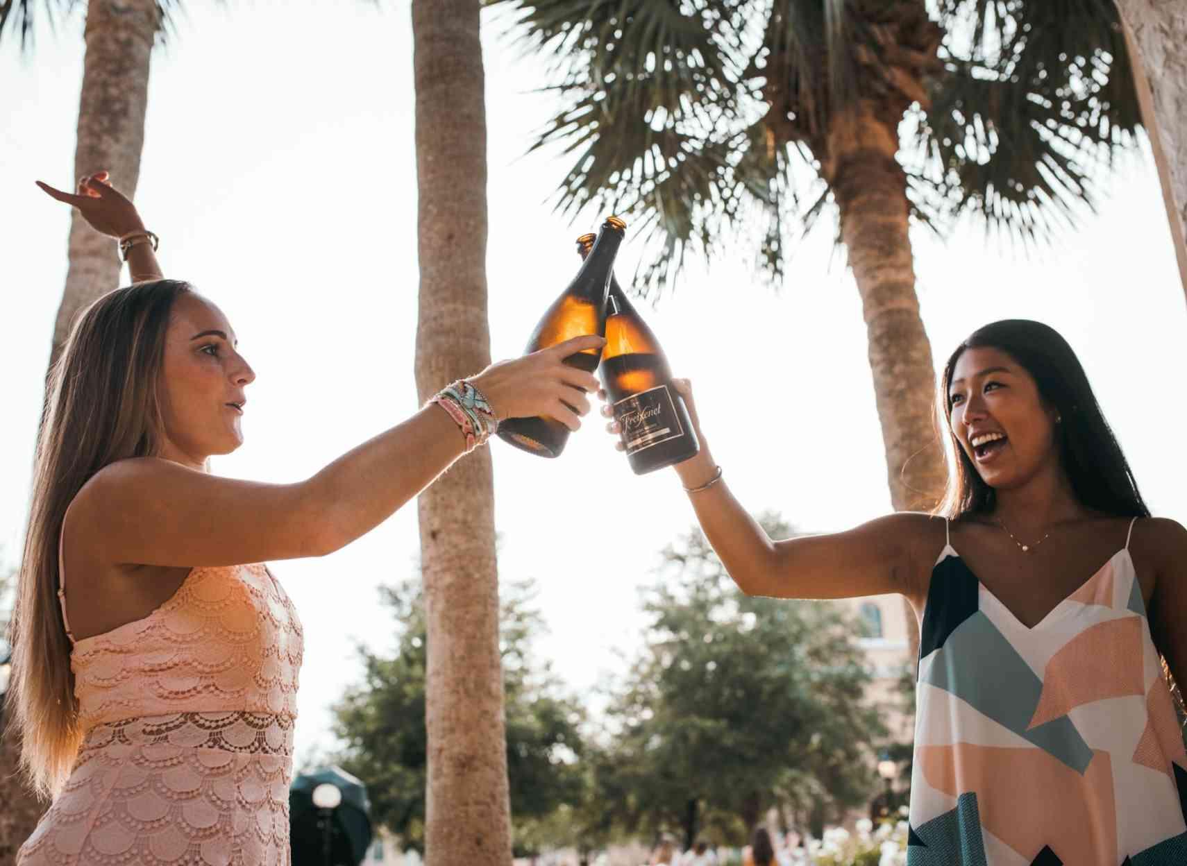 Binge drinking : mode de consommation excessif et rapide d'alcool