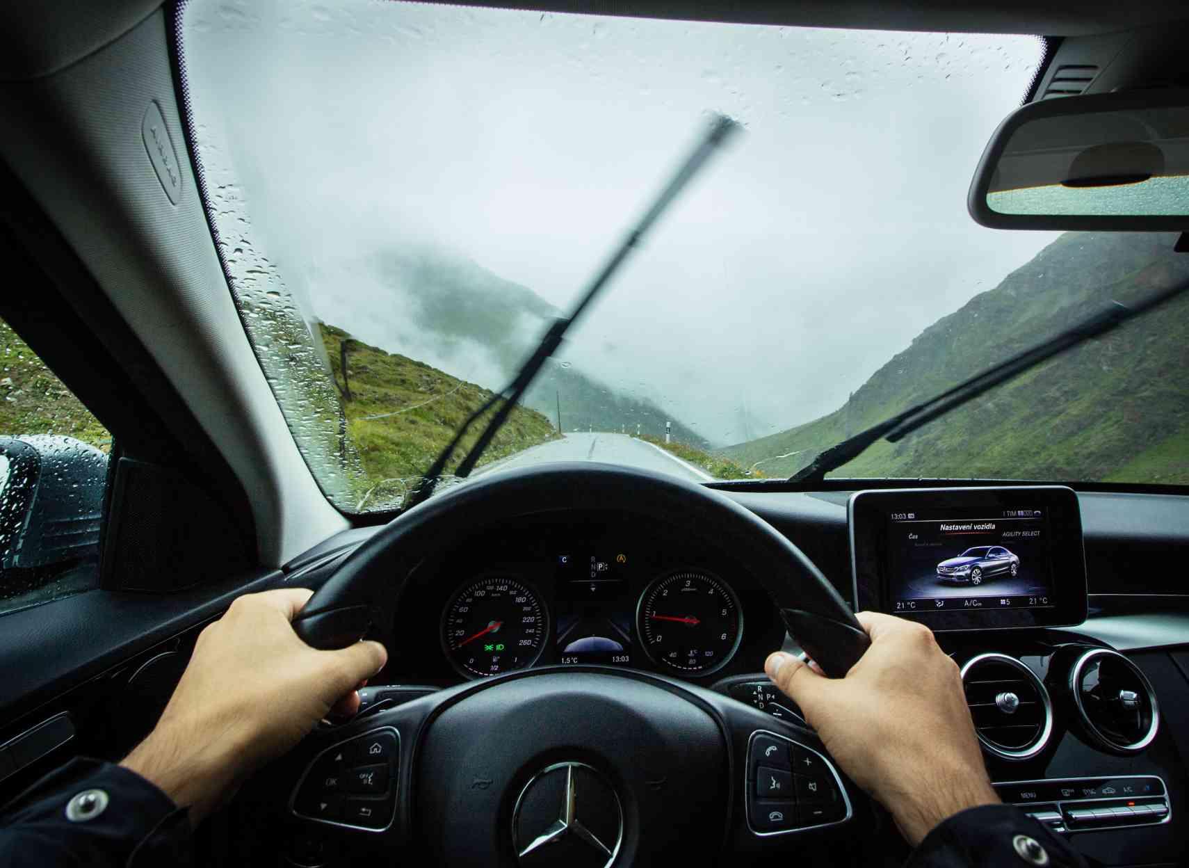 Nos conseils et rappel des limitations de vitesse