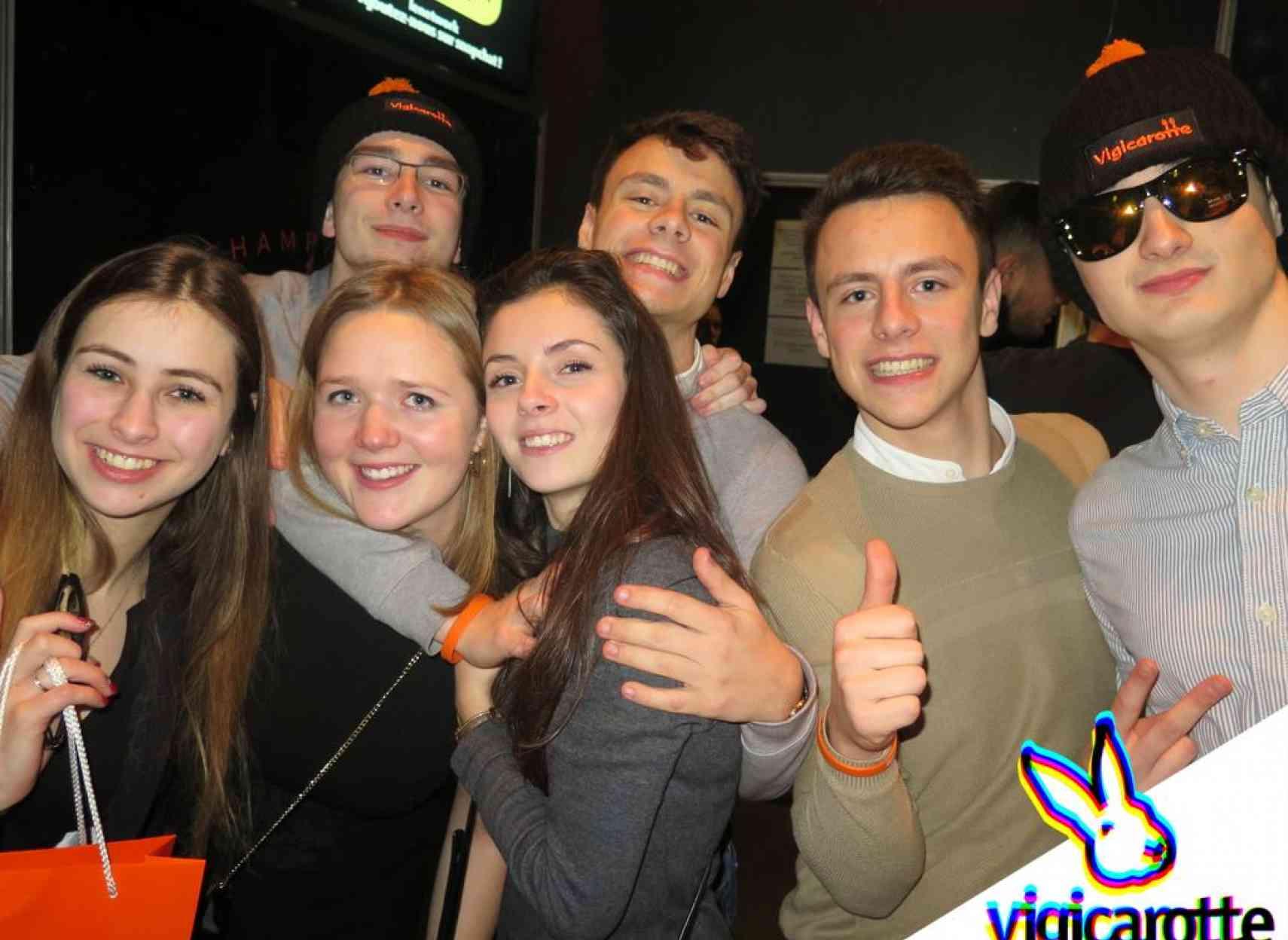 Vigicarotte au Network Club à Lille les 22 et 23 décembre 2017