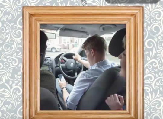campagne irlandaise prévention routière