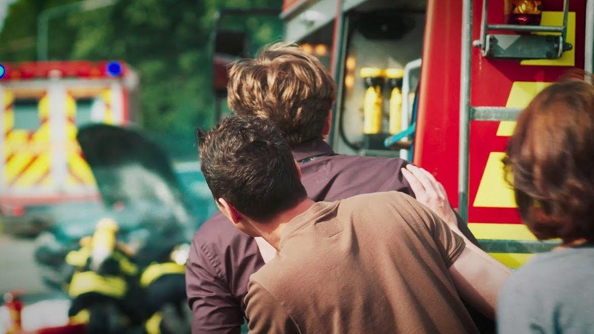 Campagne de préventionallemande réalisée par Elena Walter et Emanuel Zander-Fusillo, en collaboration avec les pompiers d'Osnabrück et l'association WÜste e.V